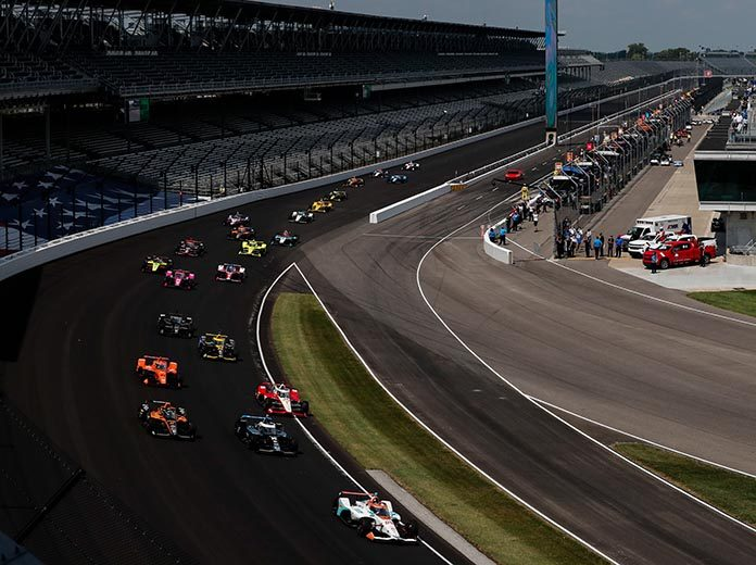 The NTT IndyCar Series has revealed its global broadcast partners. (IndyCar Photo)