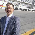 Frank Kelleher has been named President of Daytona Int'l Speedway.