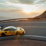 A dozen Porsche entries across three divisions will compete during the 99th Pikes Peak Int'l Hill Climb.
