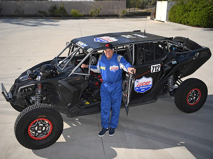 Four-time NHRA Funny Car champion Don Prudhomme is returning to compete in the Mexican 1,000 off-road race later this month.