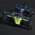 The NTT IndyCar Series Indianapolis 500 open test wrapped up Friday at Indianapolis Motor Speedway. (IndyCar Photo)