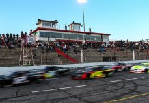 Hickory Motor Speedway Adam Fenwick Photo