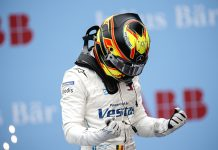 Stoffel Vandoorne won round two of the Rome E-Prix on Sunday. (Formula E Photo)