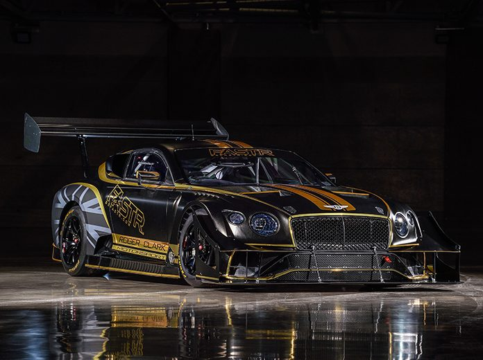 Bentley will return to the Pikes Peak Int'l Hill Climb with the Continental GT3 Pikes Peak edition later this year.