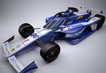 Dreyer & Reinbold Racing will carry the logos of the 500 Festival and AES Indiana during the Indianapolis 500.