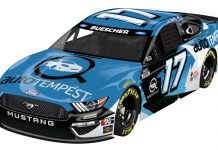 AutoTempst has joined Roush Fenway Racing to sponsor Chris Buescher in two NASCAR Cup Series races.