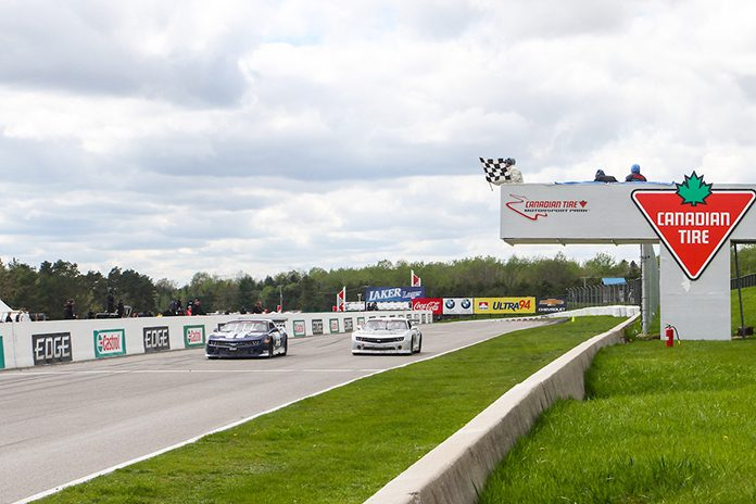 The planned Trans-Am Series events at Canadian Tire Motorsports Park have been canceled.