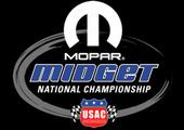 USAC Midget Logo