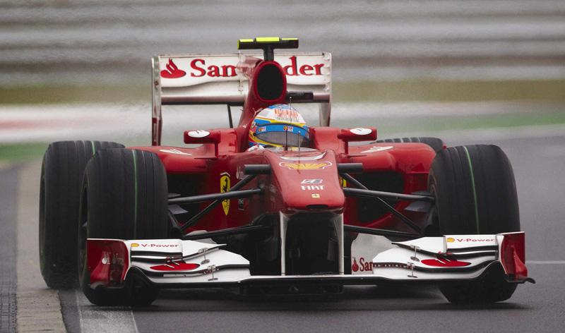 Fernando Alonso (Steve Etherington Photo)