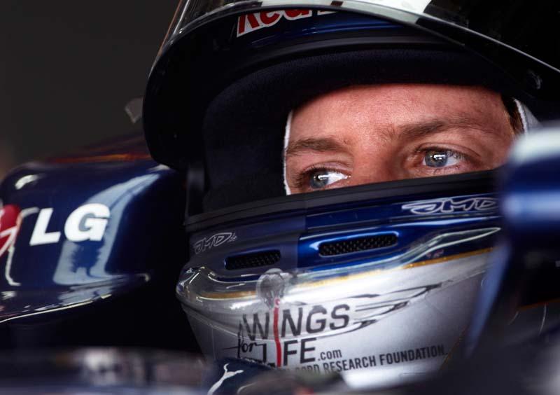 Sebastian Vettel (Steve Etherington Photo)