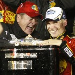 Chip Ganassi's record-breaking season began with Jamie McMurray's win in February's Daytona 500. (HHP/Gregg Ellman Photo)