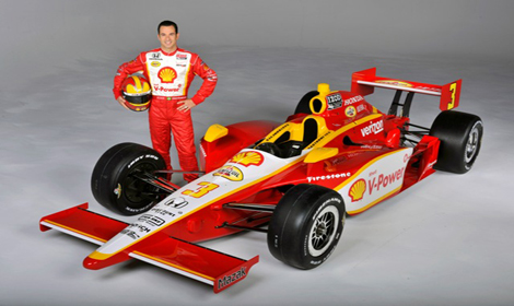 Honda Dealership Indianapolis >> Shell To Sponsor Castroneves At Indy | SPEED SPORT