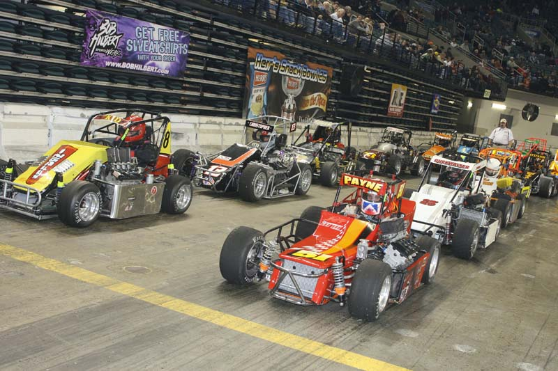 Alantic city midget race