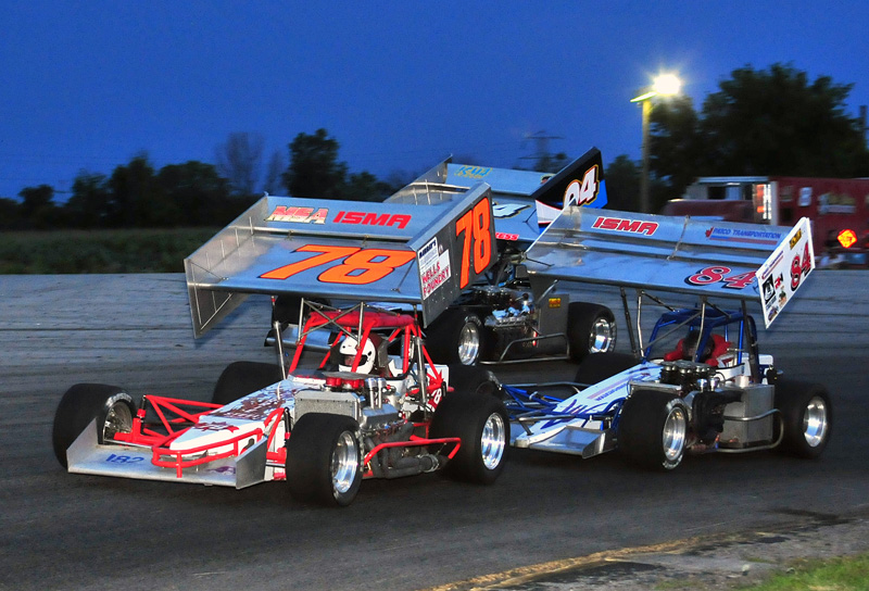 Sandusky Motor Speedway Springport Motor Speedway Team