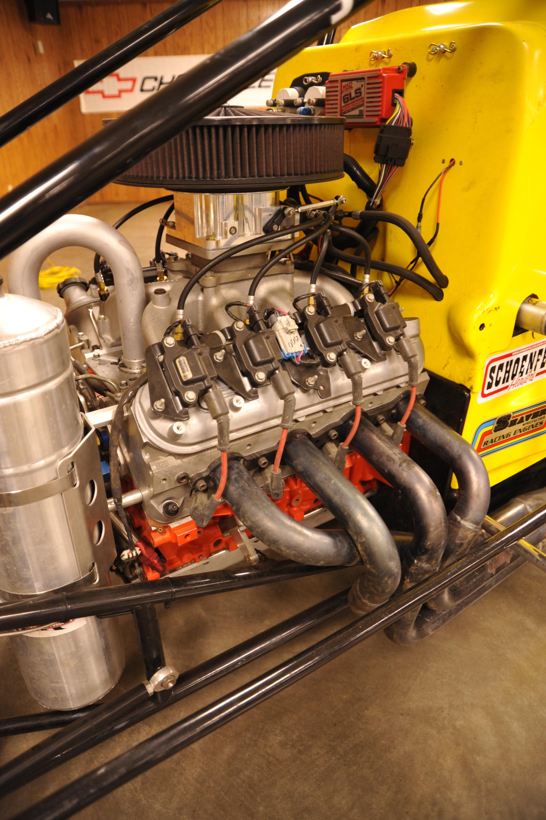 New Sprint Engine Gaining Support Speed Sport