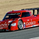 The Gainsco/Bob Stallings entry during the Grand Am Roar Before The 24 test session earlier this month. (Grand Am Photo)