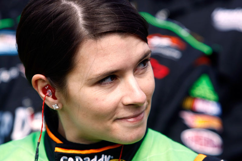 IZOD IndyCar Series driver Danica Patrick made her stock car debut in 2010, completing a limited NASCAR Nationwide Series schedule for JR Motorsports. (Jonathan Ferrey/Getty Images for NASCAR Photo)