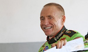 Mark Martin will drive the pace car prior to the start of Sunday's Coca-Cola 600 at Charlotte Motor Speedway. (HHP/Alan Marler photo)