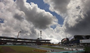 The current 4.3-kilometer layout of Interlagos has hosted the Brazilian Grand Prix since 1990. (Steve Etherington photo)