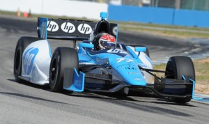 Simon Pagenaud could overtake Castroneves for second and claim the $250,000 bonus. (Al Steinberg photo)