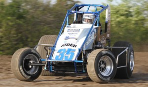 Hunter Schuerenberg in 2012. (Gordon Gill Photo)