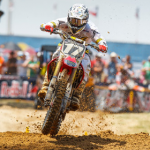 Eli Tomac dominated both 250 motos in Texas. (Photo: MX Sports)