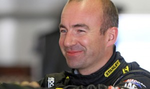 Penkse is interested in Richard Petty Motorsports driver Marcos Ambrose as a possible V8 Supercars driver. (HHP/Alan Marler Photo)