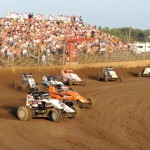 Kokomo Speedway will once again host the King of Indiana Sprint Series in 2013. (Gene Crucean Photo)