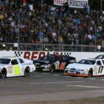 The ARCA Racing Series field takes the green flag at Michigan's Berlin Raceway. (ARCA photo)