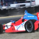 James Jakes, seen here in 2012 driving for Dale Coyne Racing, will join Rahal Letterman Lanigan Racing in 2013. (Tom Parker Photo)