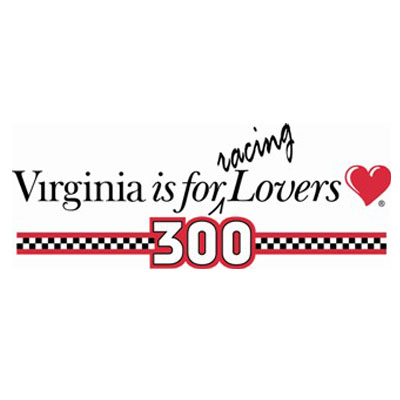 Virginia Lovers 300 Logo