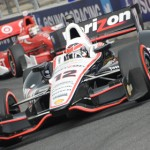 Will Power maintained his IZOD IndyCar Series championship lead by finishing fifth on the Streets of Baltimore Sunday. (Al Steinberg Photo)