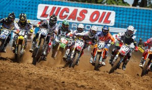 Asterisk Mobile Medical Center renewed its agreement with the Lucas Oil Pro Motocross Series on Friday. (Simon Cudby Photo)