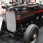 Edelbrock had this restored 1932 Ford Roadster on display during the 2012 edition of the SEMA show. (SEMA Photo)