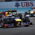 Sebastian Vettel and the Red Bull Racing operation will partner with Infiniti for 2013. (Steve Etherington Photo)