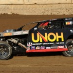 Kenny Wallace, 2012 DIRTcar Summit Racing Equipment Modified Nationals champion. (Don Figler Photo)