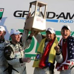 Napleton Racing became the first race winners in the new GX class during on Sunday during the Rolex 24 at Daytona Int'l Speedway. (Grand-Am Photo)