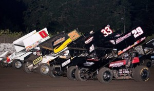 Ocean Speedway Inc. will take over the King of the West Sprint Car Series in 2014. (Steve Lafond Photo)