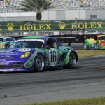 The No. 16 Napleton Racing Porsche won the new GX class during the Rolex 24. (ACM/Al Munger Photo)