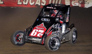 Christopher Bell will make his Traxxas USAC Silver Crown Series debut during the Ted Horn 100. (Frank Smith Photo)