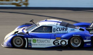John Pew and Ozz Negri will share the driving duties in the No. 60 Michael Shank Racing Ford EcoBoost Riley in the inaugural season of the all-new TUDOR Championship, (Grand-Am Photo)