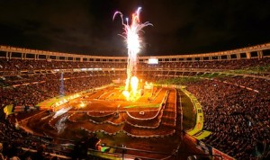 The 2015 Monster Energy AMA Supercross schedule has been released. (Monster Energy photo)