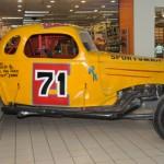A vintage Carl Van Horn coupe. This car was an original Langhorne race of Champions winner. (Harry Cella Photo)
