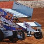 Lance Dewease, seen here, will part ways with Heffner Racing after the 2013 season and be replaced by Greg Hodnett. (Julia Johnson Photo)