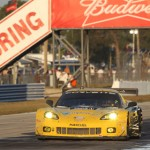 Corvette Racing found victory lane in the GT class for the first time since 2009 during the Mobil 1 12 Hours of Sebring on Saturday. (Ted Rossino Jr. Photo)