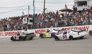 The ARCA Racing Series returns to Mobile Int'l Speedway in Irvington, Ala. on March 22,2014 (ARCA Racing Series Photo)