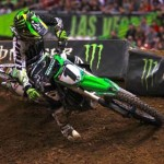 Ryan Villopoto hopes to continue his winning ways during the 2014 Monster Energy AMA Supercross season. (Pete Richards photo)