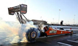The IHRA is planning to re-introduce the Top Fuel class as its premier class in 2017. (IHRA Photo)