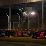 The RUSH Crate Late Model Series take the green for both their and Sharon Speedway's season opener on Saturday. (Joe Secka/JMS Pro Photo)