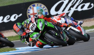 Tom Sykes will try to capture his second World Superbike championship in 2014. (World Superbike Photo)